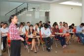 Đào tạo cho đội ngũ Kế toán VMS