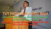TVT Protrain - Thông báo chiêu sinh Lớp hướng dẫn phương pháp lập và trình bày Hợp nhất BCTC