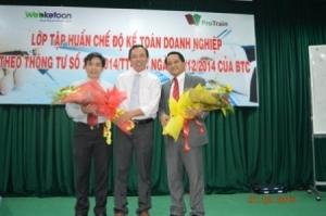 Cam kết của TVT ProTrain về Giảng viên tập huấn Thông tư 200/2014/TT-BTC