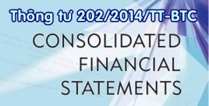 Thông báo chiêu sinh lớp hướng dẫn phương pháp lập và trình bày báo cáo tài chính hợp nhất theo thông tư 202/2014/TT-BTC