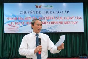 TVT ProTrain Chiêu sinh Khóa 01/2018