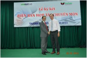 TVT ProTrain giới thiệu Ông Trịnh Đức Vinh làm Cố vấn chuyên môn cho trang Webketoan