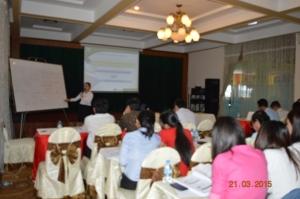 TVT ProTrain vừa tổ chức thành công Khóa tập huấn CĐKTDN mới (TT.200) cho Tập Đoàn CN Cao Su Việt Nam tại Gia Lai